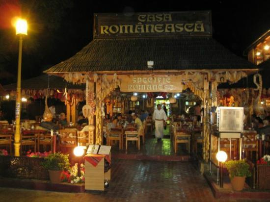 Místo romanesc