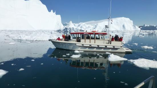 Ilulissat, Greenland: A boattrip to remember.
