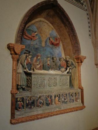 chiesa di San Lorenzo - Verona: Uma das obras de arte da Chiesa di San Lorenzo!!!