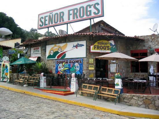 Si Senor Acapulco: entrada