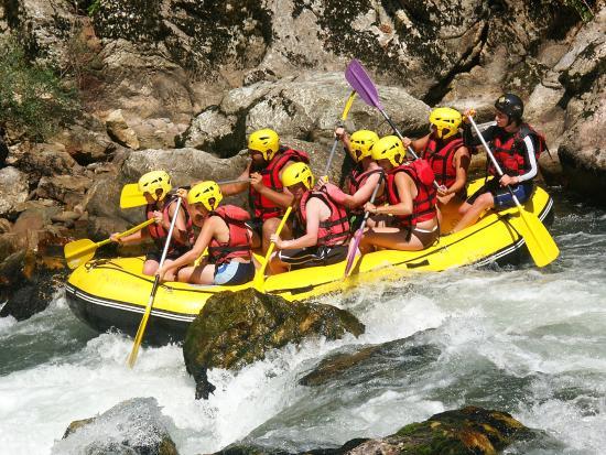 Rafting Evasion