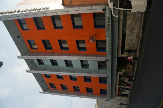 Hotel San Diego: fachada hotel