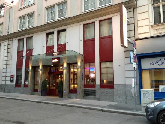 Hotel Mercure Fleischmarkt A  Wien