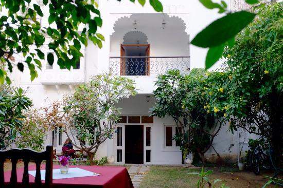 Hibiscus Guest House : Gardan