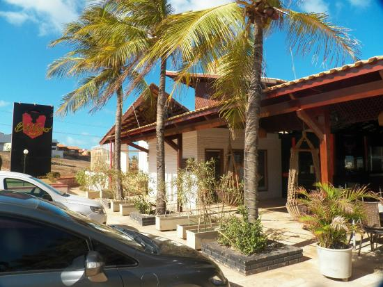 Restaurante Boi Negro Beach: Excelente local