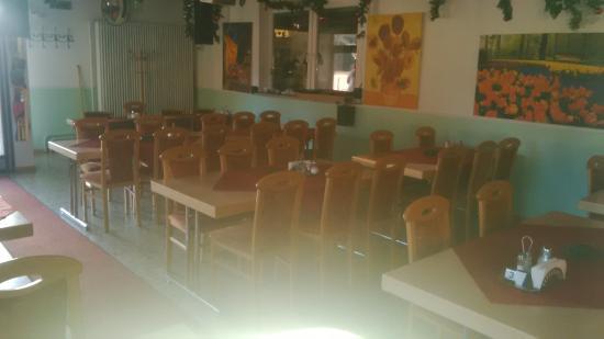 Hotel Alte Post : Restaurant / Rezeption