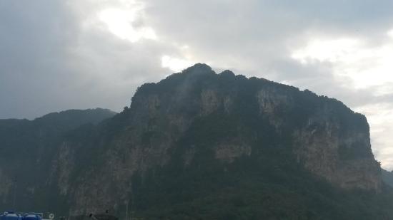 Aonang Top View: Наша гора любимая