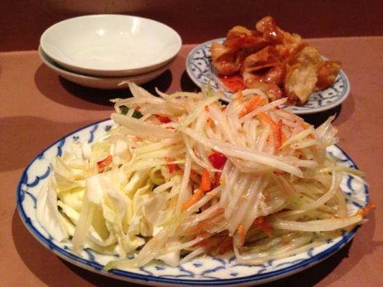 Suanthai Restaurant: 本格的な味