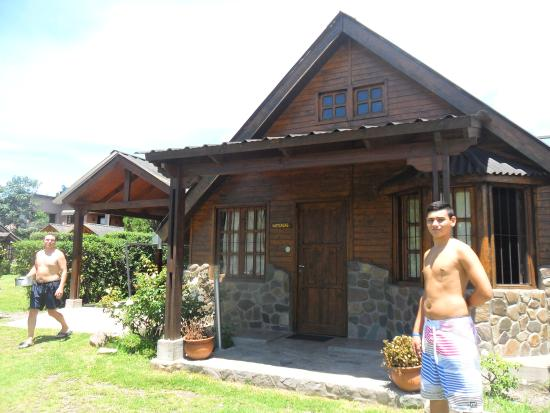 Cabanas San Lorenzo: cabaña