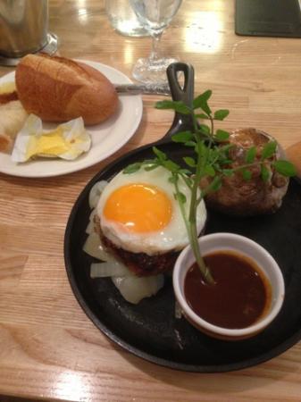 Tsubame Grill, Lumine Ikebukuro: ランチ