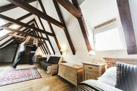 Archibald At the Charles Bridge: Deluxe room