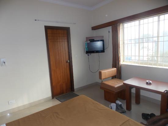 Sheetal Residency: Room inside