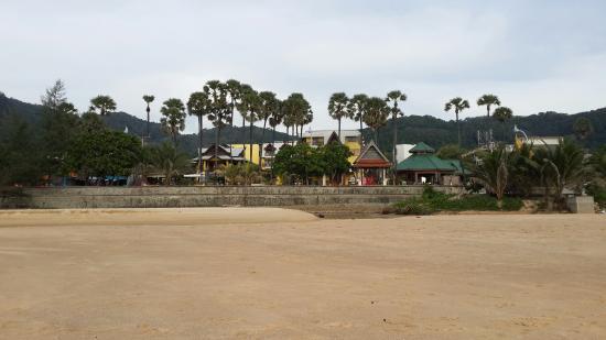 Baan Karonburi Resort: С пляжа