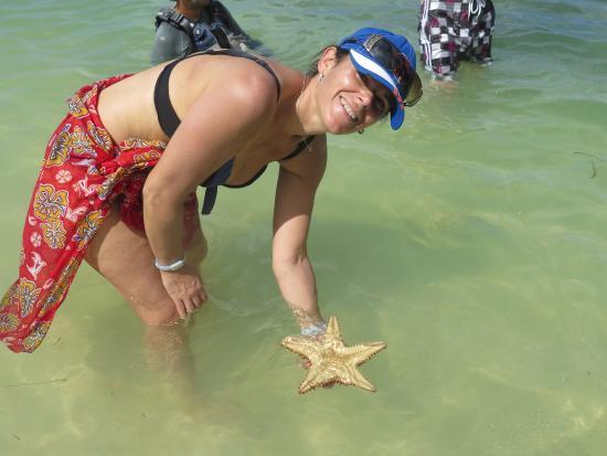 TI-Evasion Kayak de mer en Guadeloupe: Prendre soin des belles étoiles
