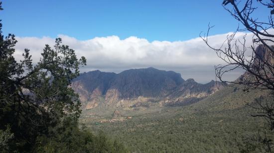 Emory Peak Hike