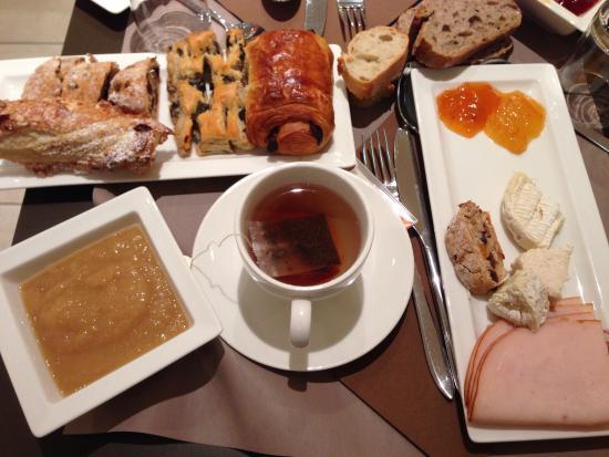 Mercure Avignon Centre Palais des Papes : Breakfast
