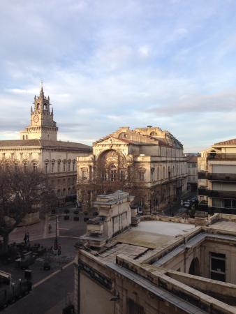 Mercure Avignon Centre Palais des Papes : Room's view