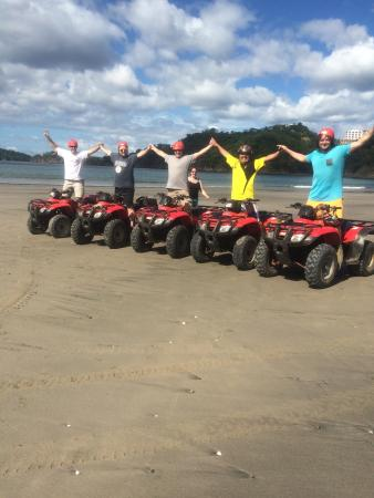 Brasilito, Costa Rica: Atv tour