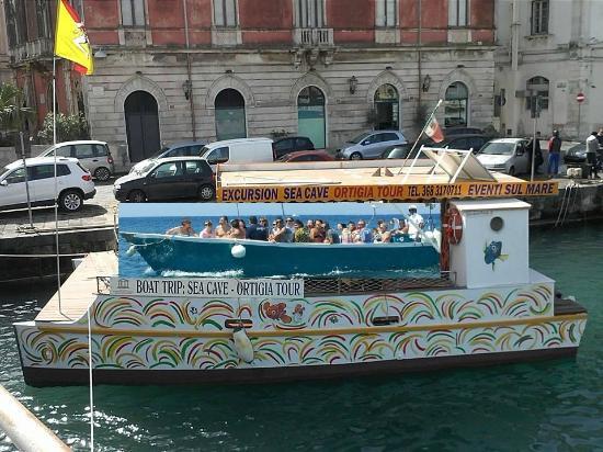 Ortigia Passengers Tour