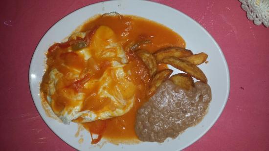Restaurant Bar Campestre: Hueco Rancheros