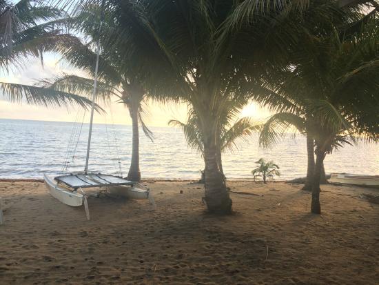 Windschief Cabanas: Zonsopgang