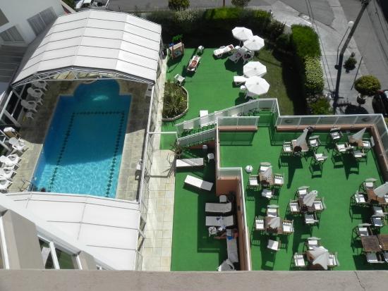 Gran Hotel Verona : Desde la terraza