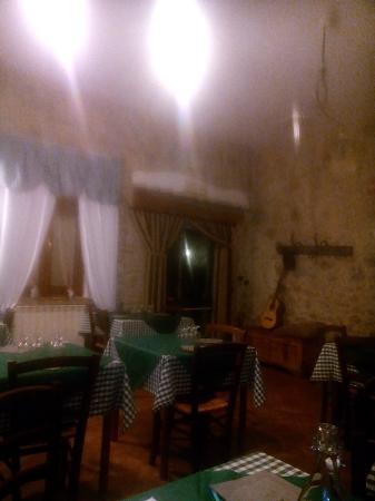 Osteria Santa Caterina: Interno