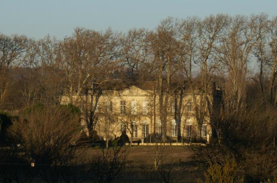 Château de Sauvan, 23 janvier 2015.
