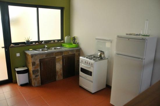 Mimagui Residencial  Cape Verde   San Vicente: Studio kitchen