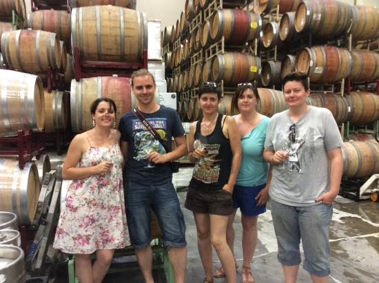 San Luis Obispo, Kaliforniya: Visiting from France