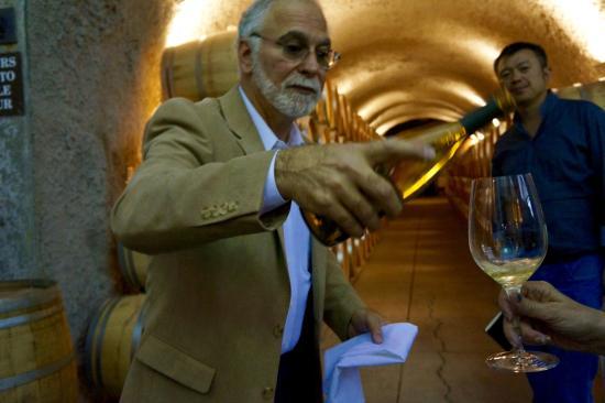San Luis Obispo, Kaliforniya: Wine education