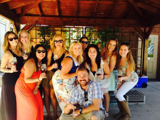 San Luis Obispo, Kaliforniya: Bachelorette fun