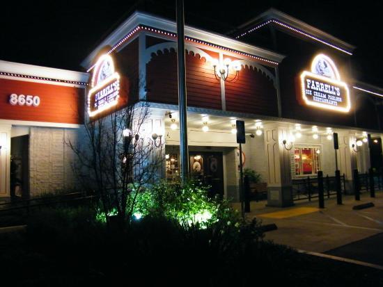 Farrell S Ice Cream Parlour Restaurant Buena Park Ca