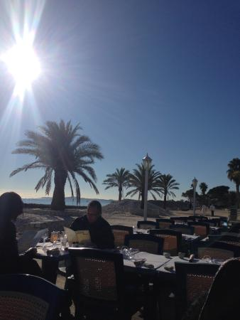 Rosy Beach: VUE MER