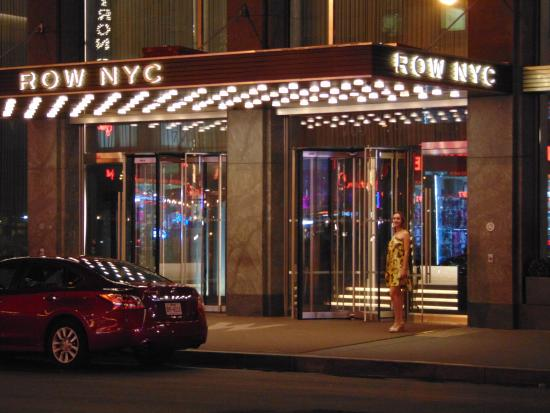 Review of the Row NYC Hotel in Times Square - Family ...
