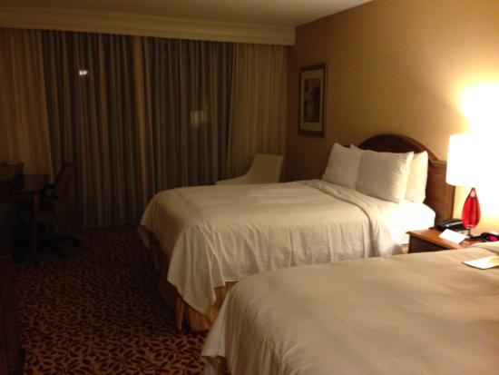 Irvine Marriott: Room