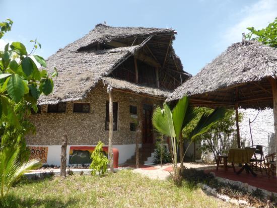 Pumzika Beach Resort: unser Bungalow (Le Goyer)
