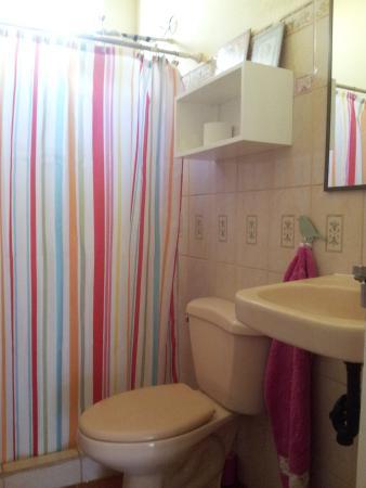 Bed and Breakfast Villa Riviera: bathroom