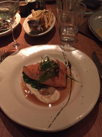Sensi: Salmon