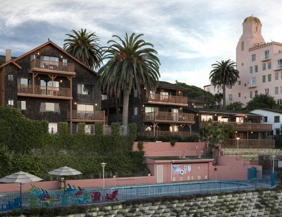 La Jolla Cove Hotel Suites Exterior