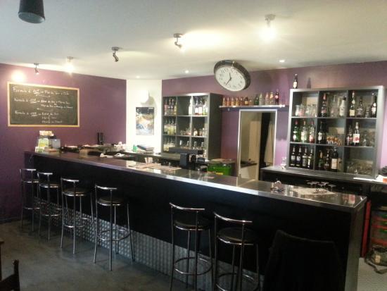 Sablons, France: Le Bar