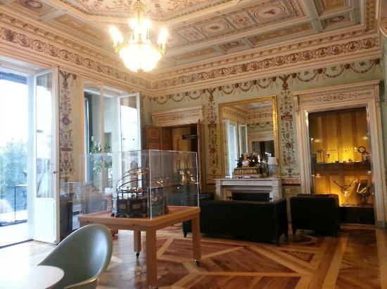 Musée d'histoire des sciences de la Ville de Genève: Museum