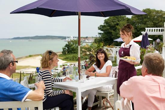Warner Leisure Hotels Norton Grange Coastal Resort: Waterfront Terrace