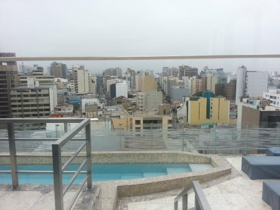 Sol De Oro Hotel Suites Piscina