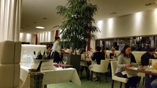 Falkensteiner Therme & Golf Hotel: La sala da pranzo