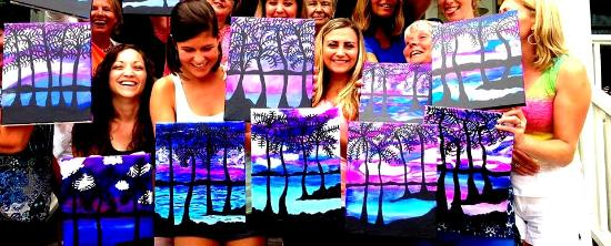 Local Color - Painting Parties & Fine Art