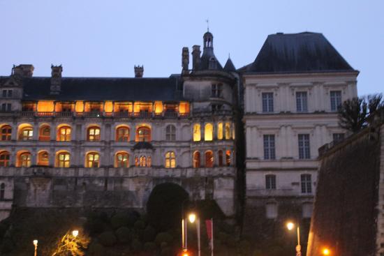 Campanile Blois Sud Vineuil : Chateau de Blois