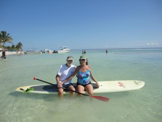 Surfinggreen: Paddle Boarding 1