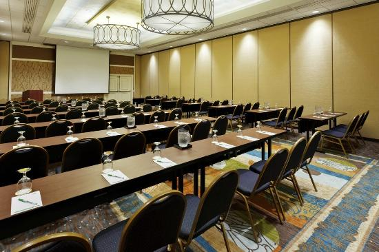 Holiday Inn Riverwalk: Classroom Setup