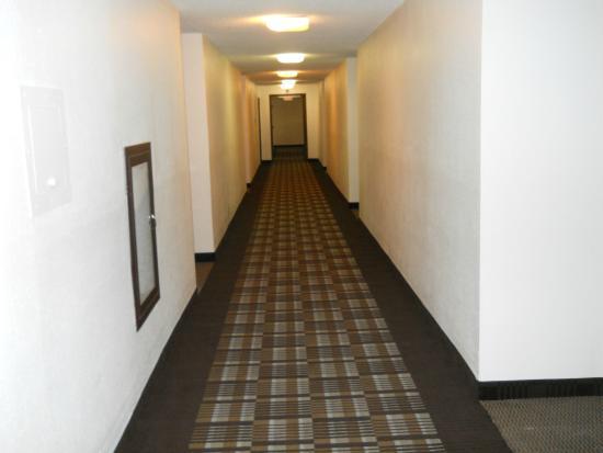 GuestHouse Inn & Suites Eugene / Springfield: Hallway